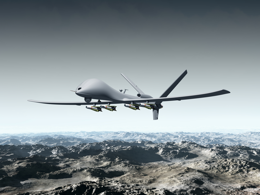 military drone United states the united states remains, by far, the world's leader in drone technology a decade of extensive operational work with drones has given the us military tremendous experience with the architecture, design, and.
